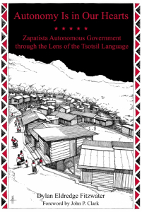 Autonomy Is in Our Hearts: Zapatista Autonomous Government through the Lens of the Tsotsil Language (e-Book)