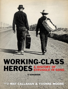 Working-Class Heroes: A History of Struggle in Song: A Songbook (e-Book)