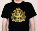 All We Have is Each Other/Mutual Aid T-Shirt