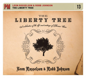 The Liberty Tree: A Celebration of the Life and Writings of Thomas Paine (CD)