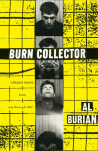 Burn Collector: Collected Stories from One through Nine (e-Book)