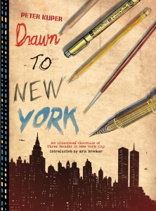 Drawn to New York: An Illustrated Chronicle of Three Decades in New York City (e-Book)