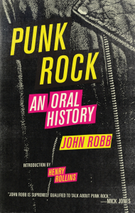 Punk Rock: An Oral History (e-Book)