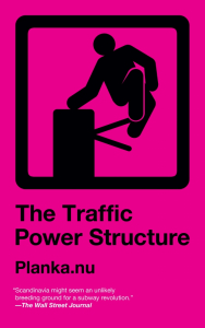 The Traffic Power Structure (e-Book)